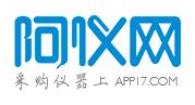阿仪网Logo